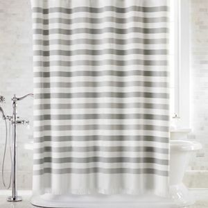 NWT CRATE AND BARREL SHOWER CURTAIN